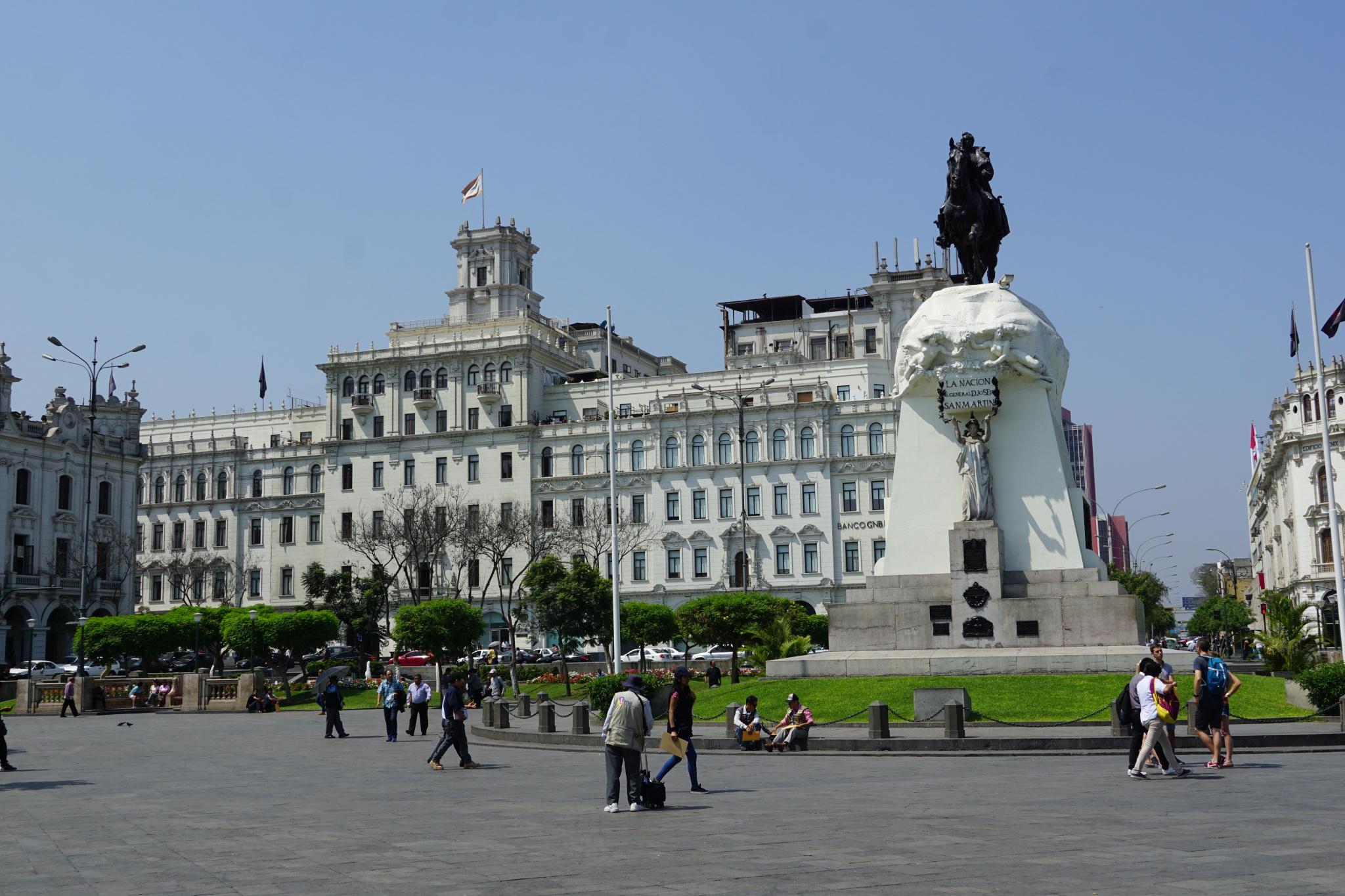 Peru – Brazil
